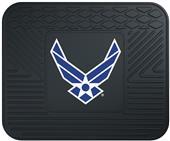 """Fan Mats US Air Force 14""""x17"""" Utility Mat"""