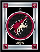 Holland NHL Arizona Coyotes Logo Mirror
