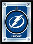 Holland NHL Tampa Bay Lightning Logo Mirror