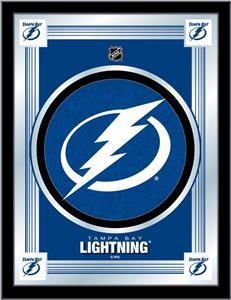 Holland NHL Tampa Bay Lightning Logo Mirror