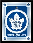 Holland NHL Toronto Maple Leafs Logo Mirror