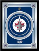 Holland NHL Winnipeg Jets Logo Mirror