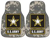 Fan Mats US Army Carpet Car Mats (set)