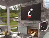 Holland University of Cincinnati TV Cover