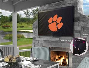 Holland Clemson University TV Cover