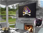 Holland East Carolina University TV Cover