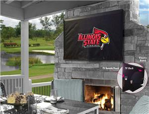Holland Illinois State University TV Cover