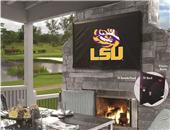 Holland Louisiana State University TV Cover