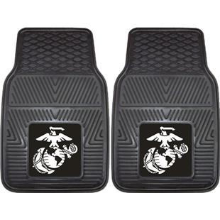 Fan Mats US Marines Heavy Duty Car Mats (set)