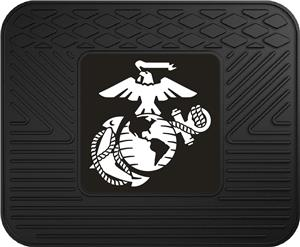 "Fan Mats US Marines 14""x17"" Utility Mat"