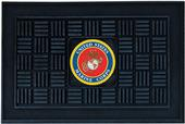 Fan Mats US Marines Medallion Door Mat