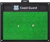 Fan Mats US Coast Guard Golf Hitting Mat