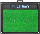 Fan Mats US Navy Golf Hitting Mat