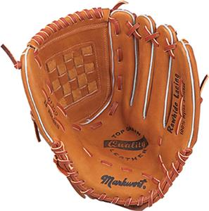 "Markwort Double Back Great Fit 13"" Softball Gloves"