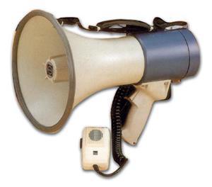 Champro Sports 25 Watt 1000 yd Megaphone