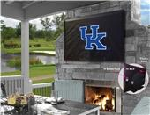 "Holland University of Kentucky ""UK"" Logo TV Cover"