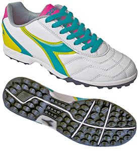 Diadora Capitano LT TF W Womens Turf Soccer Shoes