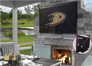 Holland NHL Anaheim Ducks TV Cover