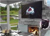 Holland NHL Colorado Avalanche TV Cover