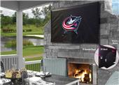 Holland NHL Columbus Blue Jackets TV Cover