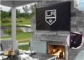 Holland NHL Los Angeles Kings TV Cover