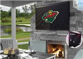 Holland NHL Minnesota Wild TV Cover