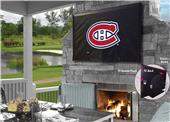 Holland NHL Montreal Canadiens TV Cover