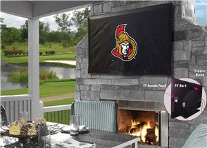Holland NHL Ottawa Senators TV Cover