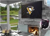 Holland NHL Pittsburgh Penguins TV Cover