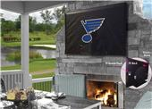 Holland NHL St. Louis Blues TV Cover
