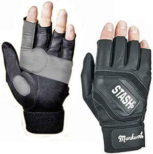 Stash Z3 Protection Baseball Batting Gloves-Youth