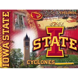 Holland Iowa State University Printed Canvas Art