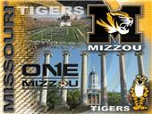 Holland University of Missouri Printed Canvas Art