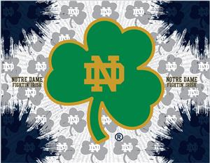 Holland Univ of Notre Dame Printed Canvas Art