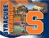 Holland Syracuse University Printed Canvas Art