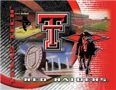 Holland Texas Tech University Printed Canvas Art