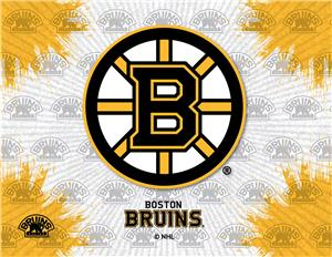 Holland NHL Boston Bruins Printed Canvas Art
