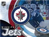 Holland NHL Winnipeg Jets Printed Canvas Art