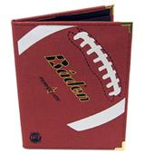 Baden Football Notebook Synthetic Leather Cover