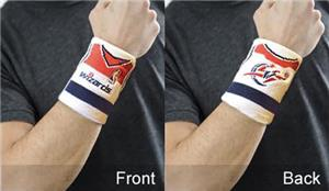 Fan Band NBA Washington Wizards Wristband