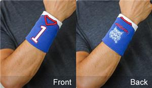 Fan Band NCAA Univ. Arizona Football Wristband