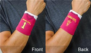 Fan Band NCAA Arizona State Football Wristband