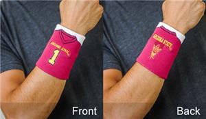 Fan Band NCAA Arizona State Football Wristband