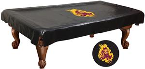 Holland Arizona State Univ Billiard Table Cover