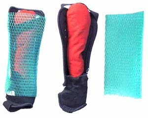 Soccer Shin Guard Dog deodorizer  DOG 283