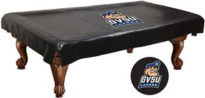 Holland Grand Valley St Univ Billiard Table Cover
