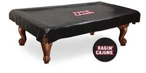 Holland Louisiana-Lafayette Billiard Table Cover