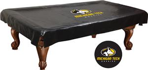 Holland Michigan Tech Univ Billiard Table Cover