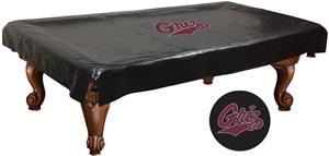 Holland University of Montana Billiard Table Cover