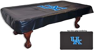 Holland Univ of Kentucky UK Billiard Table Cover
